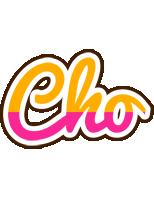 Cho smoothie logo