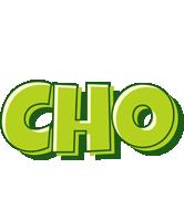 Cho summer logo