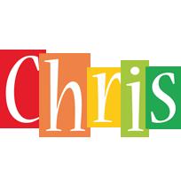 Chris colors logo