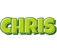 Chris summer logo