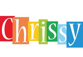 Chrissy colors logo