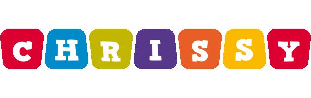 Chrissy kiddo logo