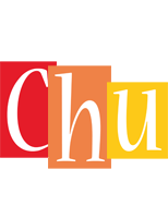 Chu colors logo