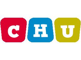 Chu kiddo logo