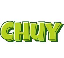 Chuy summer logo