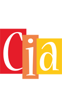 Cia colors logo