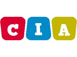 Cia kiddo logo