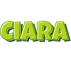 Ciara summer logo