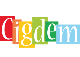 Cigdem colors logo