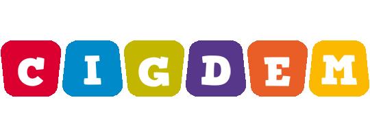 Cigdem kiddo logo