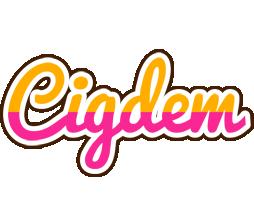 Cigdem smoothie logo