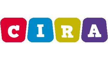 Cira kiddo logo