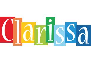 Clarissa colors logo