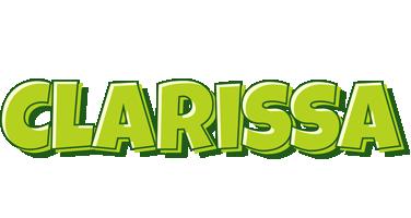 Clarissa summer logo