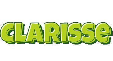 Clarisse summer logo