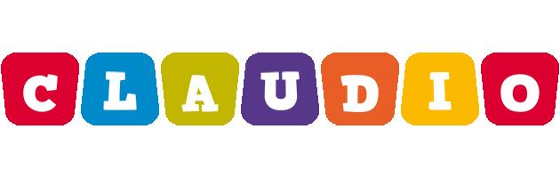 Claudio kiddo logo