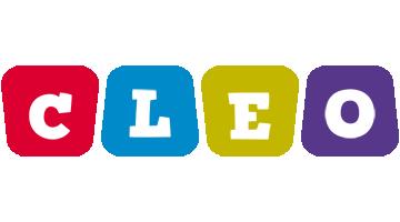 Cleo kiddo logo