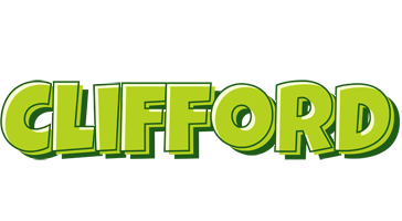 Clifford summer logo