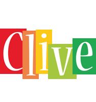 Clive colors logo
