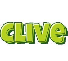 Clive summer logo