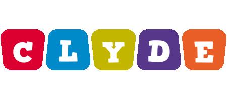 Clyde kiddo logo