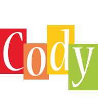 Cody colors logo