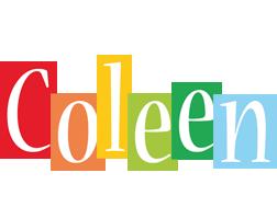 Coleen colors logo