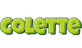 Colette summer logo