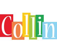 Collin colors logo