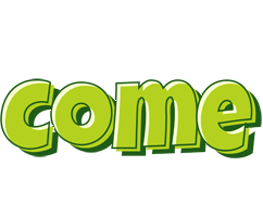 Come summer logo