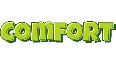 Comfort summer logo