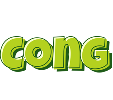 Cong summer logo