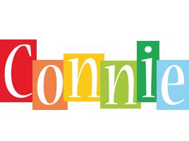 Connie colors logo