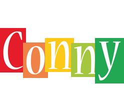 Conny colors logo