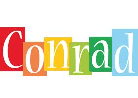 Conrad colors logo