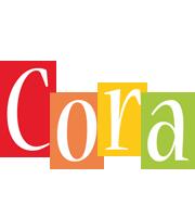Cora colors logo