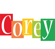 Corey colors logo