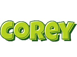 Corey summer logo