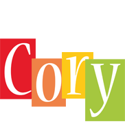 Cory colors logo