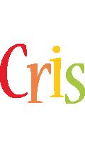 Cris birthday logo