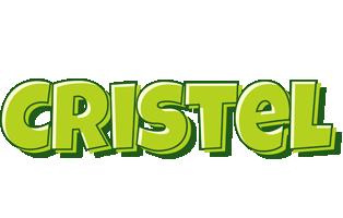 Cristel summer logo