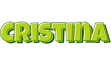 Cristina summer logo