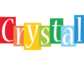Crystal colors logo
