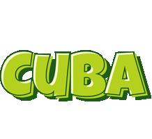 Cuba summer logo