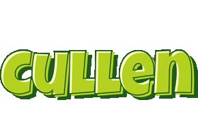 Cullen summer logo