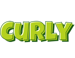 Curly summer logo