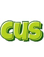 Cus summer logo