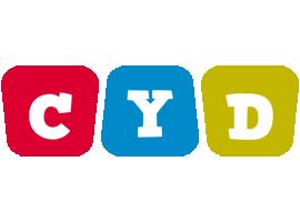 Cyd kiddo logo