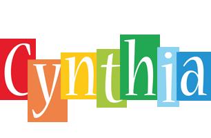 Cynthia colors logo