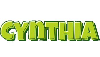 Cynthia summer logo